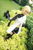Kagamine Rin: CAMELLIA by CerealAddiction