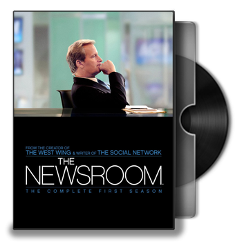 The Newsroom Season 1 by Natzy8