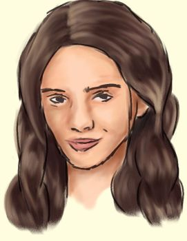 Hermione Age 25 by kalany