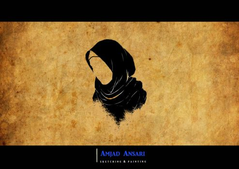 Unknown Face by amjadshad