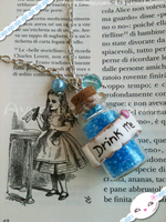 Alice in Wonderland - Drink Me by AyumiDesign