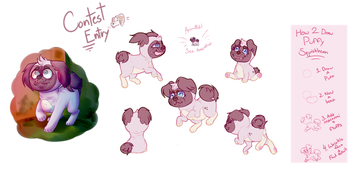 [contest entry] Princess Puffy Flufflesnorts by royalraptors