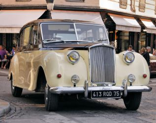 Austin Princess front view by UdoChristmann