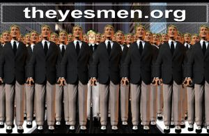 The Yes Men by scart