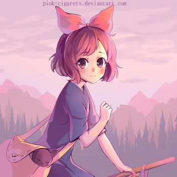 Kiki by Pink-cigarets