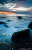 Colors of sunset IV by ChristopheCarlier