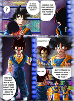 DB Multiverse Page 61 ColoreD by JJJawor