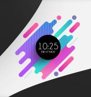 Abstract Shapes for xwidget by Jimking