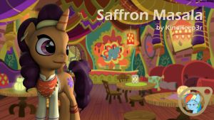 (DL) Saffron Masala by KindKeep3r