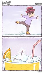 Life of Ry - Ry on Ice by Ry-Spirit