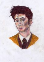 The Tenth Doctor by Japonka606