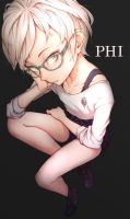 Phi - Zero Time Dilemma by Paxio44