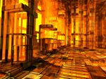 Dematerializer Room by batjorge