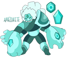 FUSION: Amazonite by Deer-Head