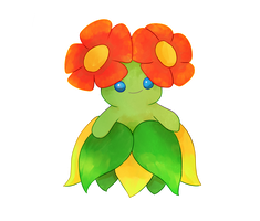 Bellossom by Tierrin