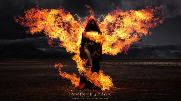 Incineration Wallpaper Version by ShortCircuit123