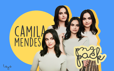 PNG PACK 02 | CAMILA MENDES by toseeyoursmile