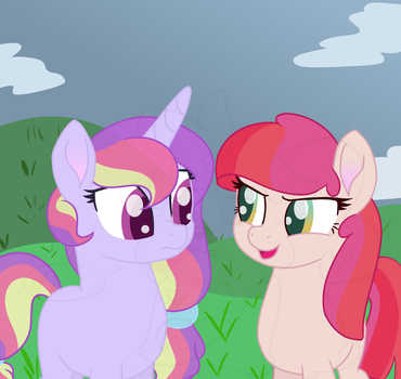Citrine Sunrise and Sunset Forge by Rabies-the-Squirrel