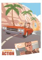 last action idiot by scoppetta