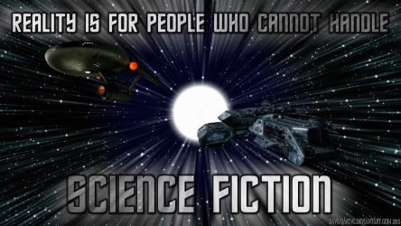 Science Fiction by Dave-Daring