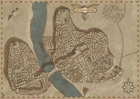 City of Nexor by Sapiento