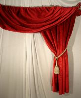 Curtain - 03 by LunaNYXstock