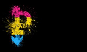Pan Pride Wallpaper by AmyBluee42