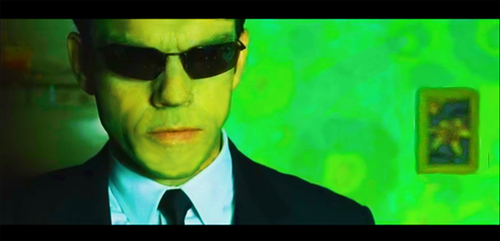 Agent Smith by richluk
