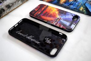 limited edition cell phone cases by Leonidafremov