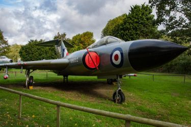 Gloster Javelin FAW9 by Daniel-Wales-Images