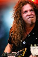 Candlemass at Hellfest 2008 by innaford