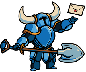 For Shovelry! - Shovel Knight for Smash by Thelimomon