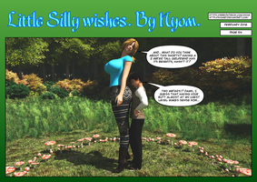 Little Silly Wishes. Page 54. by nyom87