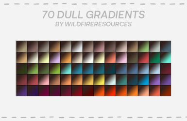 dull gradients @wfres by wildfireresources