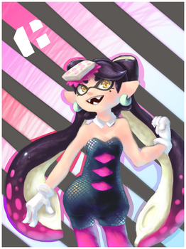 Happy Callie by Lolielle