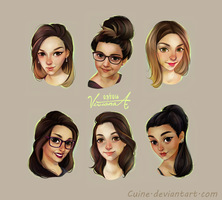 The Team by Cuine