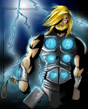 Ultimate THOR color 2011 by TorruellasArts