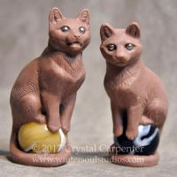 Preview Altar Cats 2017 by soulofwinter