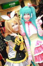 Vocaloid Diva - Rin Miku by Xeno-Photography