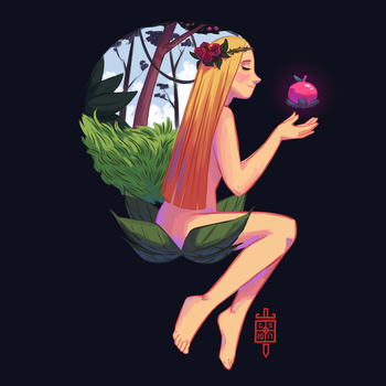 Eve by GusDraws