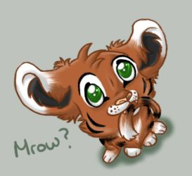Mrow? by intolart