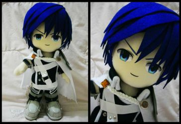 Chrom (Fire Emblem) by renealexa-plushie
