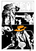 Dick Tracy in Sin City Page 2 by grover80