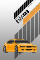 Wide Arch BMW M3 by nouseforaname