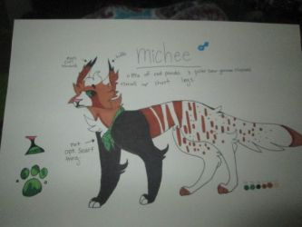 Michee ref by loneforests