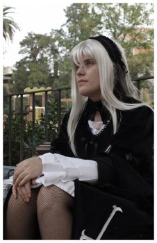 Cosplay Suigintou See the Sky by NoTodoCosplay