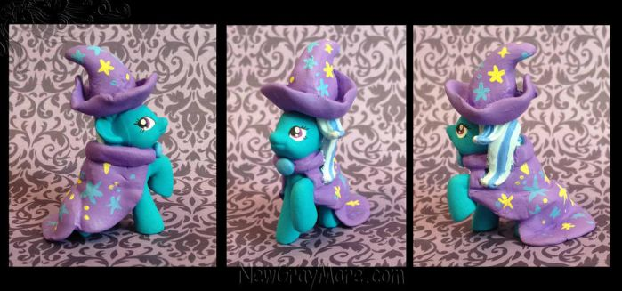 Trixie- trotting by NewGrayMare