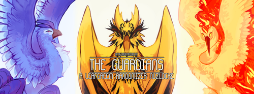 The Guardians | Title Page | COMING SOON by DragonWarriorCat