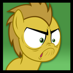 Sean Looks Angry! by SeanWebcom