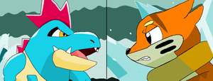 A Rivalry to Gible On... Again... by CoolNala